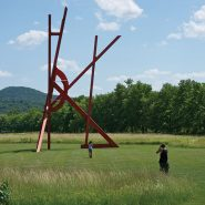 Mark di Suvero, Jambalaya, Storm King Art Center